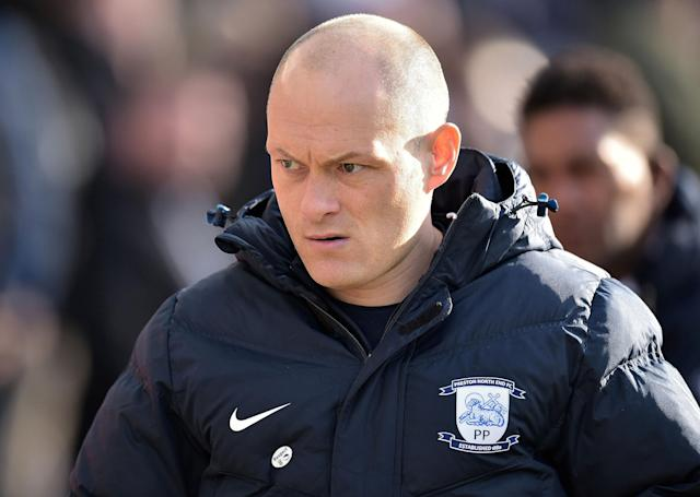"""Soccer Football - Championship - Preston North End vs Ipswich Town - Deepdale, Preston, Britain - February 24, 2018 Preston manager Alex Neil Action Images/Paul Burrows EDITORIAL USE ONLY. No use with unauthorized audio, video, data, fixture lists, club/league logos or """"live"""" services. Online in-match use limited to 75 images, no video emulation. No use in betting, games or single club/league/player publications. Please contact your account representative for further details."""