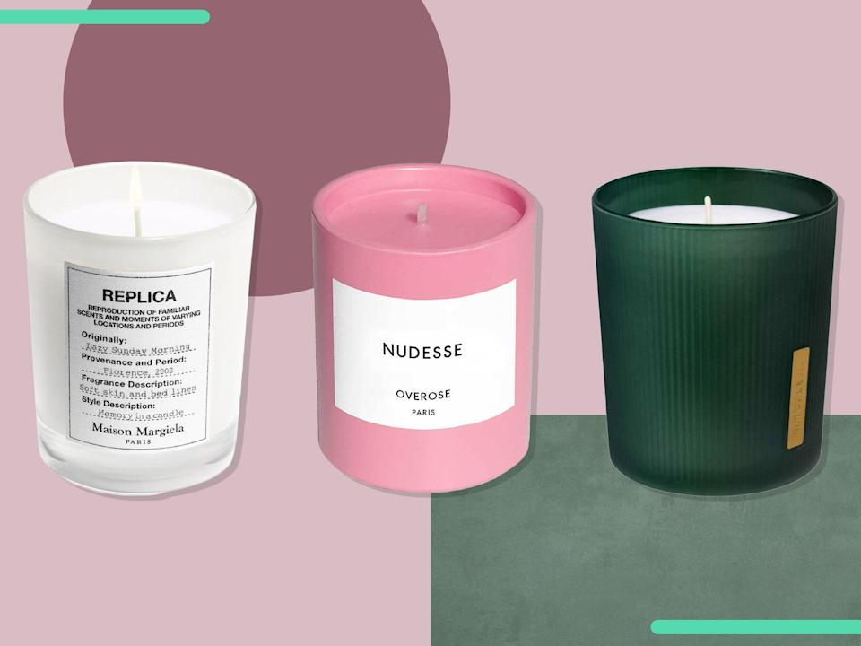 <p>Whether you'd like a vibrant, zesty floral to fill your kitchen with scent or a deeper, more mysterious woody option for your living room, we have you covered</p> (iStock/The Independent)