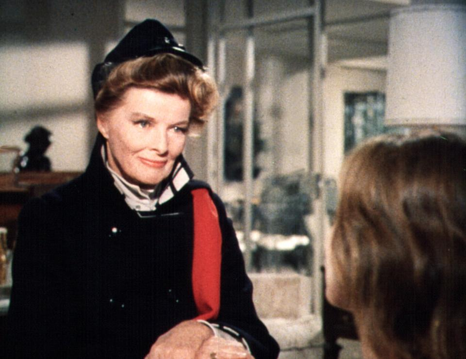 GUESS WHO'S COMING TO DINNER, Katharine Houghton, Katharine Hepburn, 1967