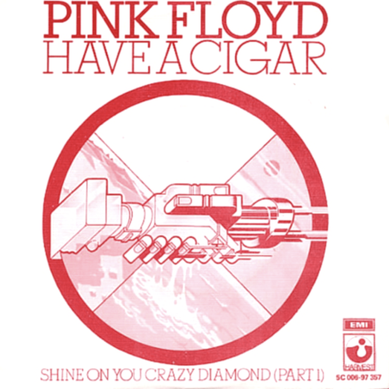 """The Story Behind Pink Floyd's """"Have a Cigar"""""""