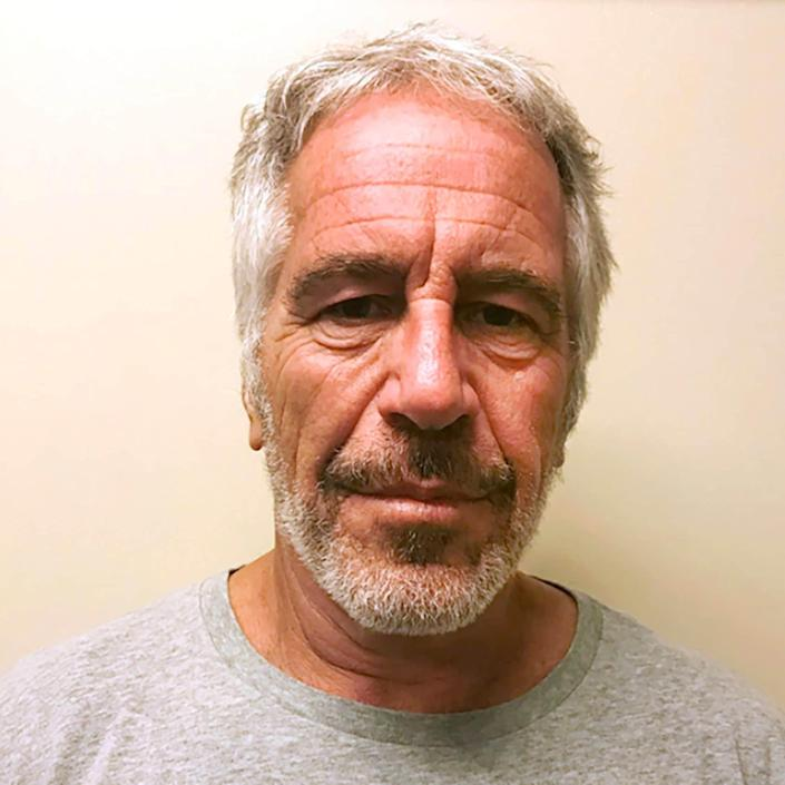 French police have reportedly located a French friend of Jeffrey Epstein, the convicted sex offender - AP