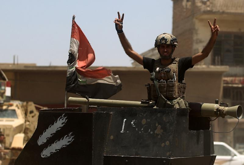 Iraq declared victory over the Islamic State group in December after a gruelling months-long campaign