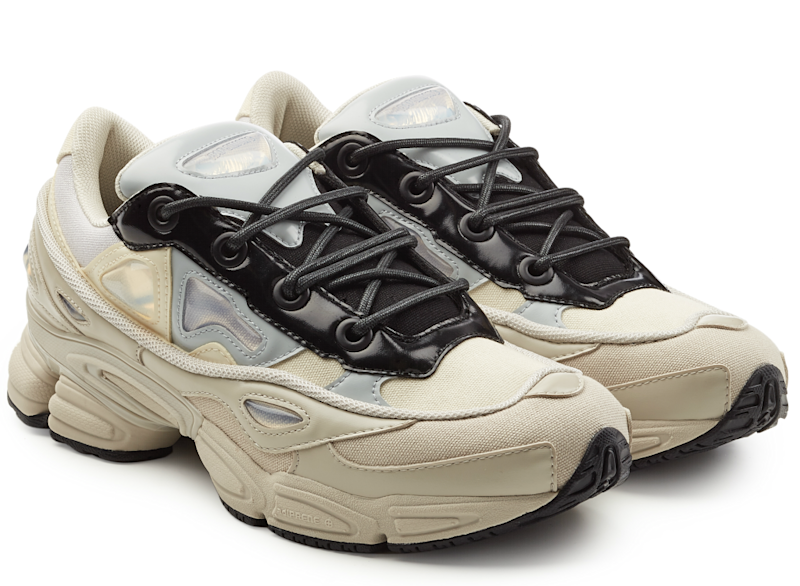 4491d0c5b3c New Raf Simons x Adidas Ozweego IIIs Are Being Touted as the Next  It  Dad  Sneaker