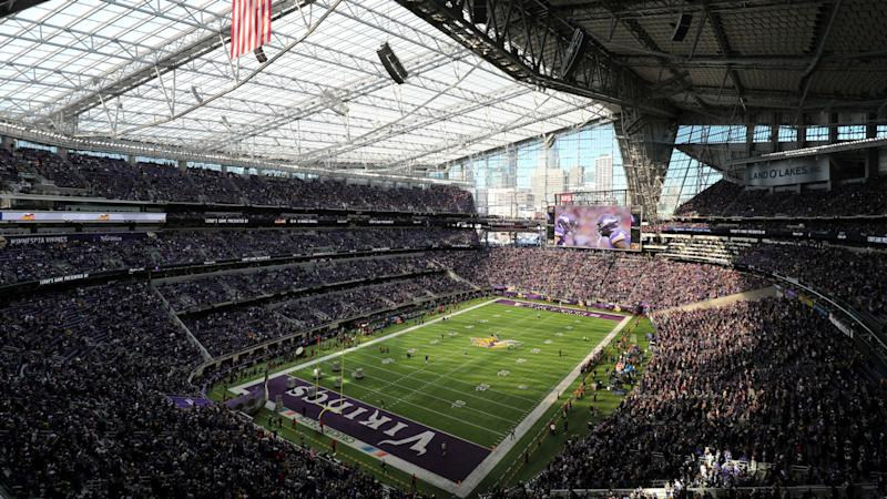 Lucky couple will spend Super Bowl eve inside U.S. Bank Stadium