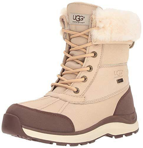 """<p><strong>UGG</strong></p><p>amazon.com</p><p><strong>$249.99</strong></p><p><a href=""""https://www.amazon.com/dp/B0794WZ8DV?tag=syn-yahoo-20&ascsubtag=%5Bartid%7C2164.g.32598715%5Bsrc%7Cyahoo-us"""" rel=""""nofollow noopener"""" target=""""_blank"""" data-ylk=""""slk:Shop Now"""" class=""""link rapid-noclick-resp"""">Shop Now</a></p><p>These super-warm boots will insulate your feet in sub-zero temps (up to -25°F!). It doesn't hurt that they're pretty cute!</p>"""