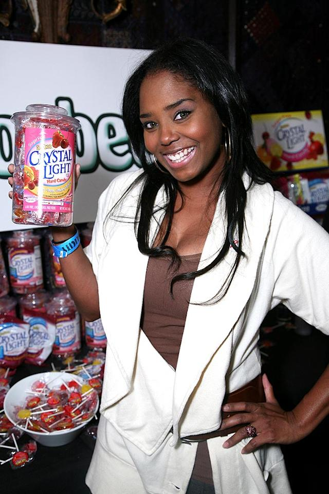 "Actress Shar Jackson looked slim and ready to step back into the spotlight after filming the upcoming season of ""Celebrity Fit Club"" alongside her (and Britney Spears') ex Kevin Federline. Maybe Crystal Light will give her a gig as a spokesmodel? Tiffany Rose/ <a href=""http://www.wireimage.com"" target=""new"">WireImage.com</a> - January 14, 2010"