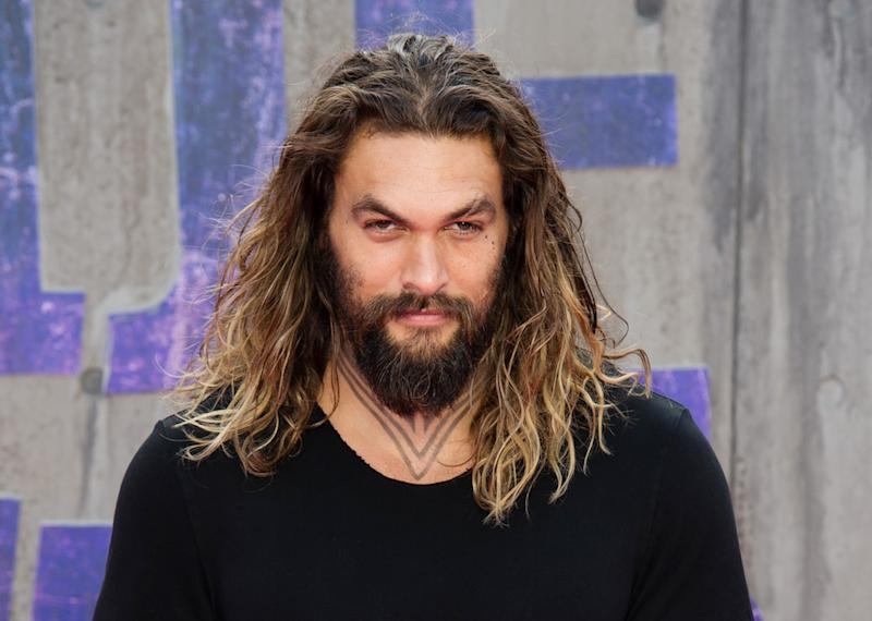Jason Momoa Shirtless Dancing With An Ice Sculpture Will Totally Make Your Friday A Little Cooler