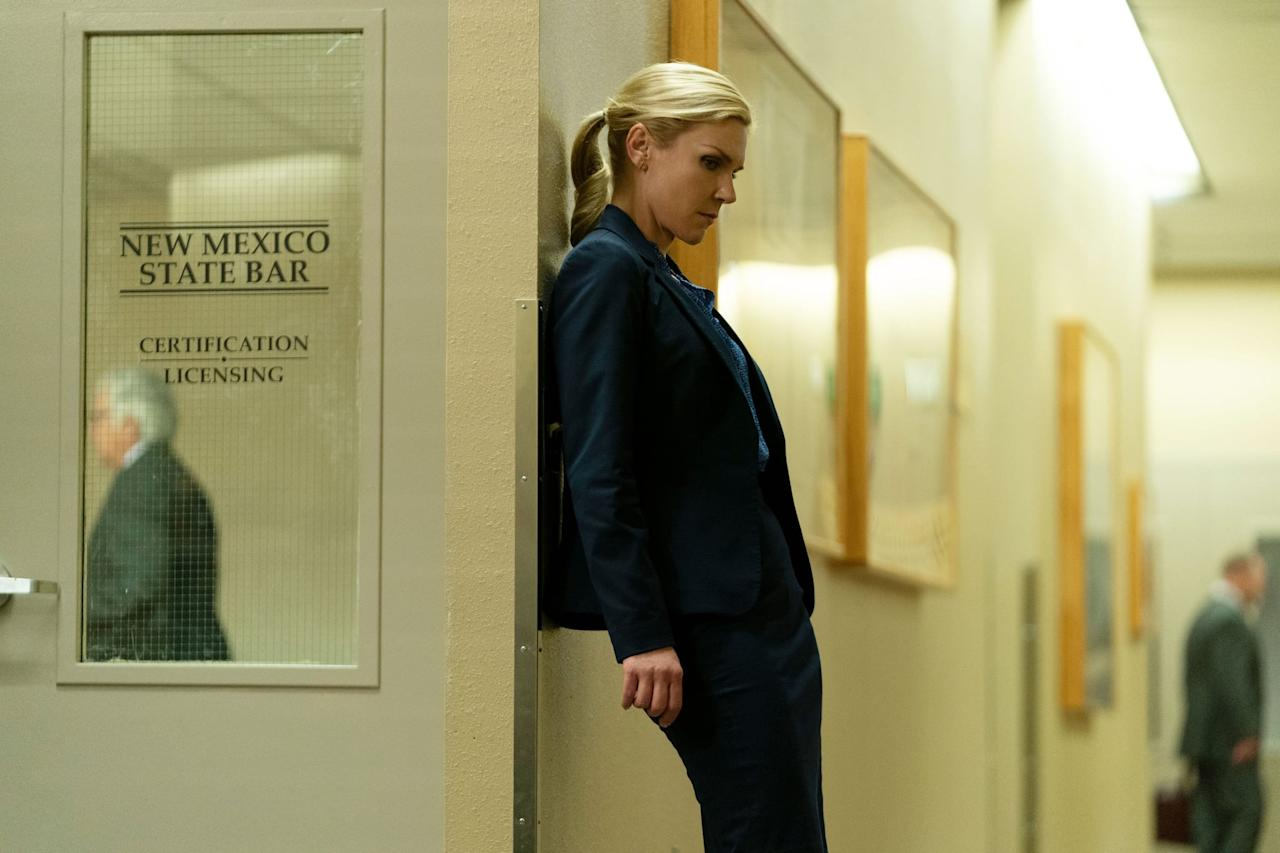 <p>Seehorn has been so good for so long as attorney Kim Wexler, and the most recent season gave her more opportunities than ever to turn in Emmy-worthy work. Yet despite recognition from other industry awards bodies, she's been snubbed by the Emmys yet again.</p>