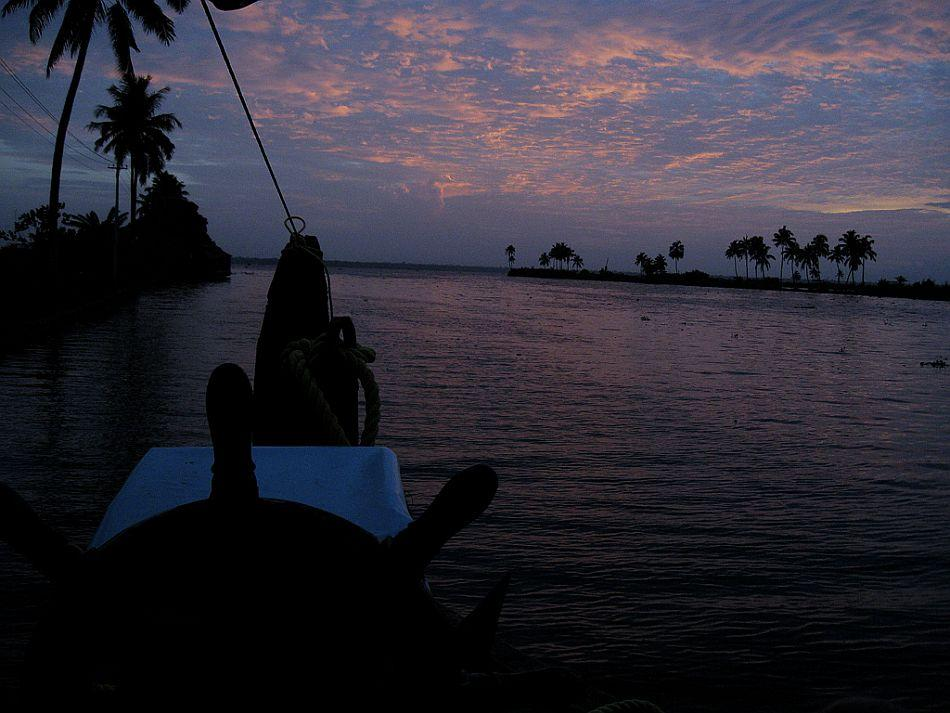 Indescribable are the views of sunrises and sunsets from islands covered with coconut trees.