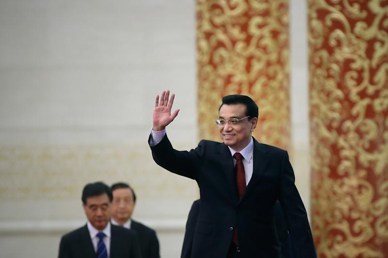 Chinese premier says Beijing can control financial risks