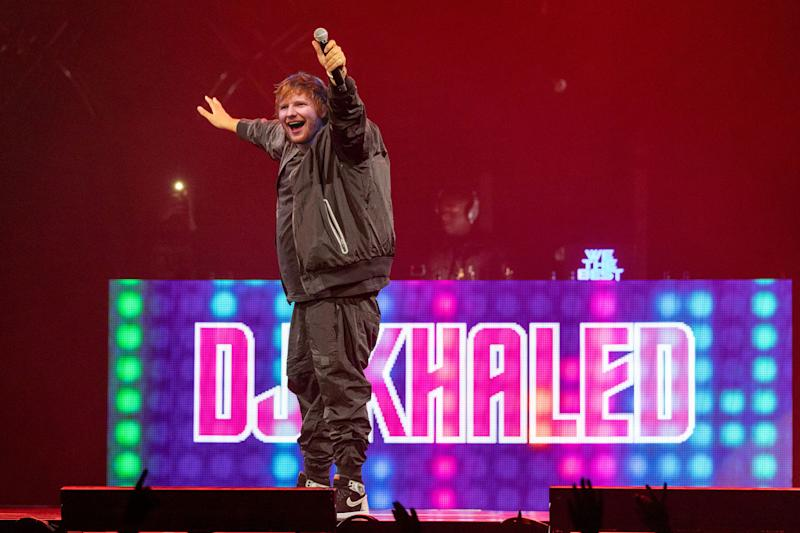 When Did Every White Pop Star Become DJ Khaled?