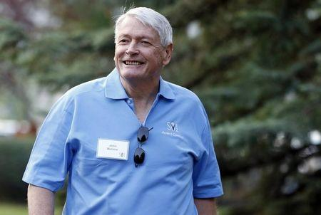 File photo of chairman of Liberty Media Malone attending the Allen & Co Media Conference in Sun Valley, Idaho