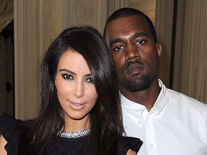 Kim Kardashian West and Kanye West got married in 2014.
