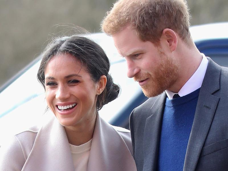 meghan markle honeymoon prince harry