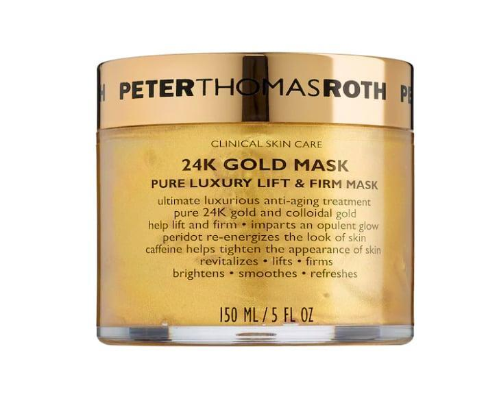 <p>A typical Leo seeks the spotlight and loves living the good life. Indulge them with a <span>Peter Thomas Roth 24K Gold Mask</span> ($85), a luxurious, revitalizing treatment that will leave their skin looking glowy and compliment-ready.</p>