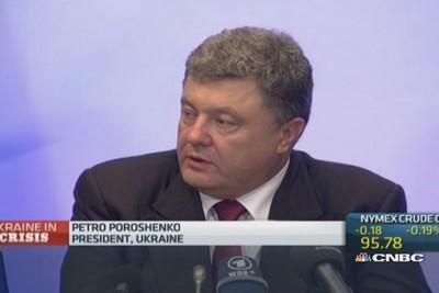 Ukraine defence minister warns of 'great war' with Russia