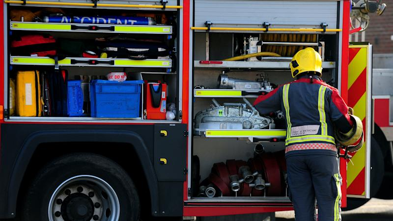 Fire crews dealing with more crashes and rescues than blazes, figures show