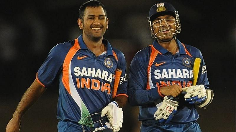 Virender Sehwag feels that MS Dhoni will make IPL 2020 'extra special' .(Image Credits: Deccan Chronicle)