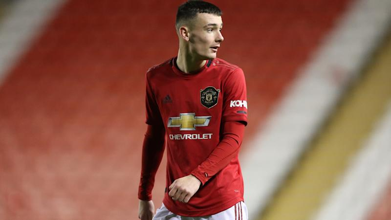 Giggs tips Dylan Levitt for big future at Man Utd