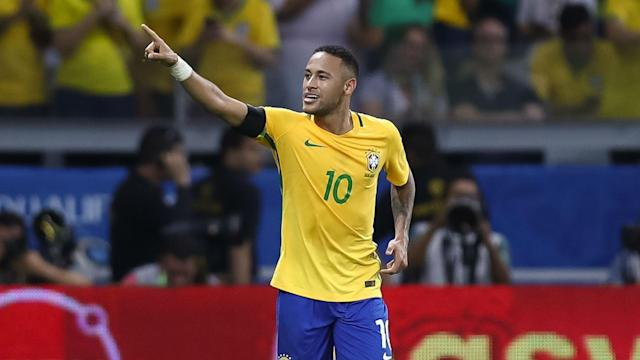 Diego Godin maintained Uruguay defended well in their 4-1 defeat to Brazil but were just undone by the brilliance of Barcelona star Neymar.
