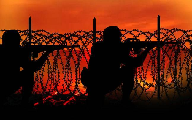 Pakistan violates ceasefire along LoC in Pooch