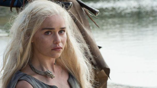 PHOTO:Emilia Clarke as Daenerys Targaryen in a scene from Season 6 of 'Game of Thrones.' (Macall B. Polay/HBO)
