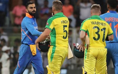 <span>Virat Kohli's side were well beaten by Australia</span> <span>Credit: AP </span>