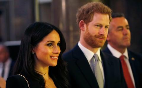 """Prince Harry andMeghanMarkle have joined the Australian Prime Minister at a London reception ahead of the Invictus Games in Sydney later this year. Harry and his bride-to-be will meet servicemen and women from both Britain and Australia, some of whom have previously competed in the international sporting event. The couple will also learn more about preparations for this year's games at the reception hosted by Malcolm Turnbull and his wife Lucy at Australia House on Saturday. Harry and Meghan will meet Invictus competitors Credit: PA More than 500 competitors - made up of sick and injured military and veterans - from 18 nations are expected to compete at the Invictus Games in Sydney between October 20 and 27. It is expected Harry, who is patron of the Invictus Games Foundation which oversees the delivery of the tournament, will travel to Australia for the event with Ms Markle, who will by then be his wife. Prince Harry and Meghan Markle arrive at the Australian High Commission in London Credit: PA When Toronto hosted the Paralympic-style event last year the former Suits star, who at the time was living and working in the city, attended the opening and closing ceremonies and visited competitors with Harry. The trip to Sydney is also likely to see the couple embark on their Commonwealth duties, meeting young Australians to discuss issues close to their hearts after Prince Harry was appointed youth ambassador. Meghan Markle and Prince Harry attend a reception hosted by Malcolm Turnbull for the Invictus Games Credit: AP pool Servicemen and women at the Invictus launch praised Prince Harry for changing lives ahead of this year's Games in Sydney. Gareth Paterson, from Newcastle, who is leaving the army after 24 years' service, said: """"You can't really fault the guy, he puts in so much effort. """"He genuinely cares about everyone he meets and remembers who people are."""" Prince Harry talks to members of the Australian Defence Force Credit: AP Pool Mr Paterson, who suffers from a"""