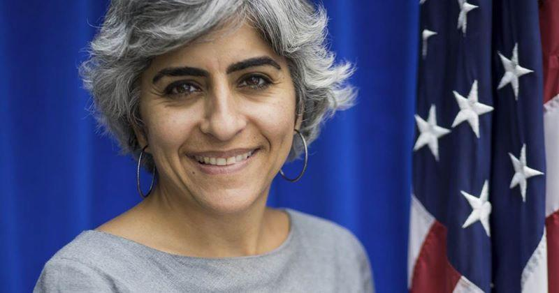Kiran Ahuja is helping the transition over the US Office of Personnel Management.