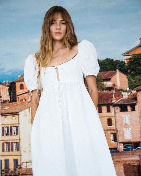 """<p>Lucy Akin launched this Los Angeles-based brand in 2017, and it has a ton of cottagecore-inspired pieces like breezy dresses and peasant tops. </p><p><a class=""""link rapid-noclick-resp"""" href=""""https://ciaolucia.com/"""" rel=""""nofollow noopener"""" target=""""_blank"""" data-ylk=""""slk:SHOP NOW"""">SHOP NOW</a></p><p><a href=""""https://www.instagram.com/p/CLcmZ1YgvAY/"""" rel=""""nofollow noopener"""" target=""""_blank"""" data-ylk=""""slk:See the original post on Instagram"""" class=""""link rapid-noclick-resp"""">See the original post on Instagram</a></p>"""