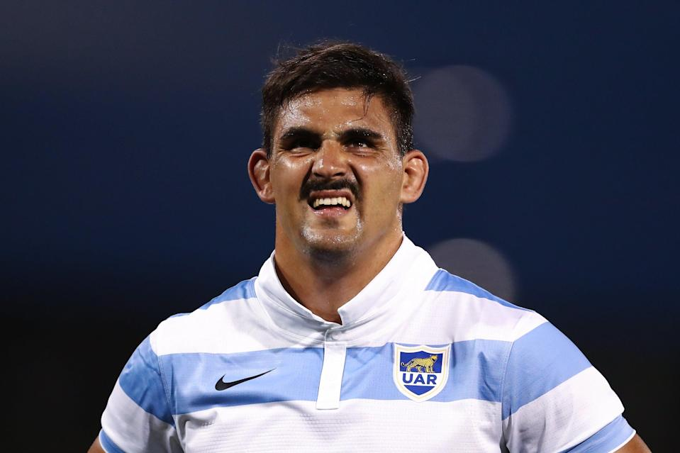 Pablo Matera has been removed as Argentina captain and suspended for two weeks (Getty)