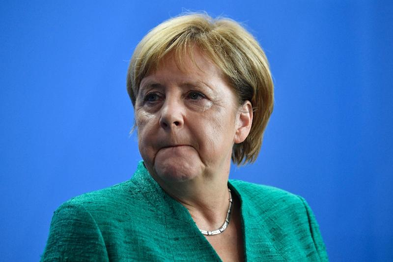 """German business daily Handelsblatt reports that Chancellor Angela Merkel's highest priority is """"no longer the ECB but rather the Commission"""""""