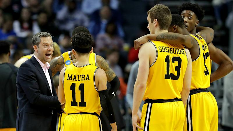 new concept 3a598 92503 March Madness 2018: UMBC coach Ryan Odom's approach – and ...