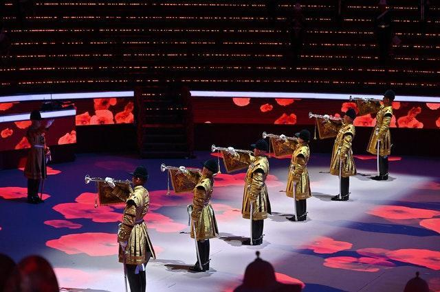 The Royal British Legion's Festival of Remembrance