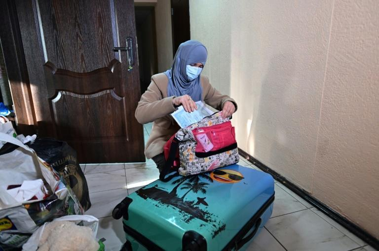 Alime Abbasova, 37, has returned home to Ukraine, six years after following her husband to Syria