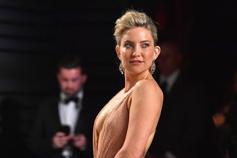 This Is Where To Get The Luxury Moth Eaten Sweatpants Kate Hudson Wears
