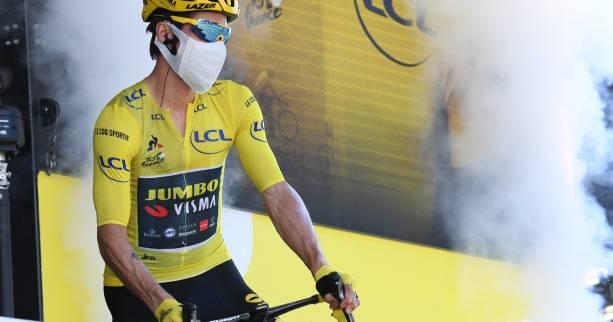Tour de France - Primoz Roglic : « Des ascensions incroyables »