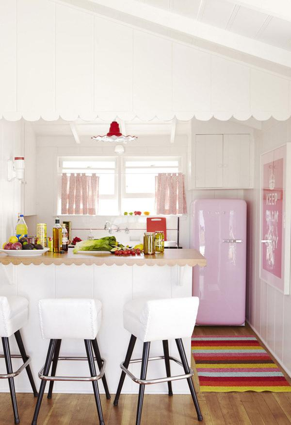 housebeautiful 12 (Adult) Ways to Decorate With the Color Pink