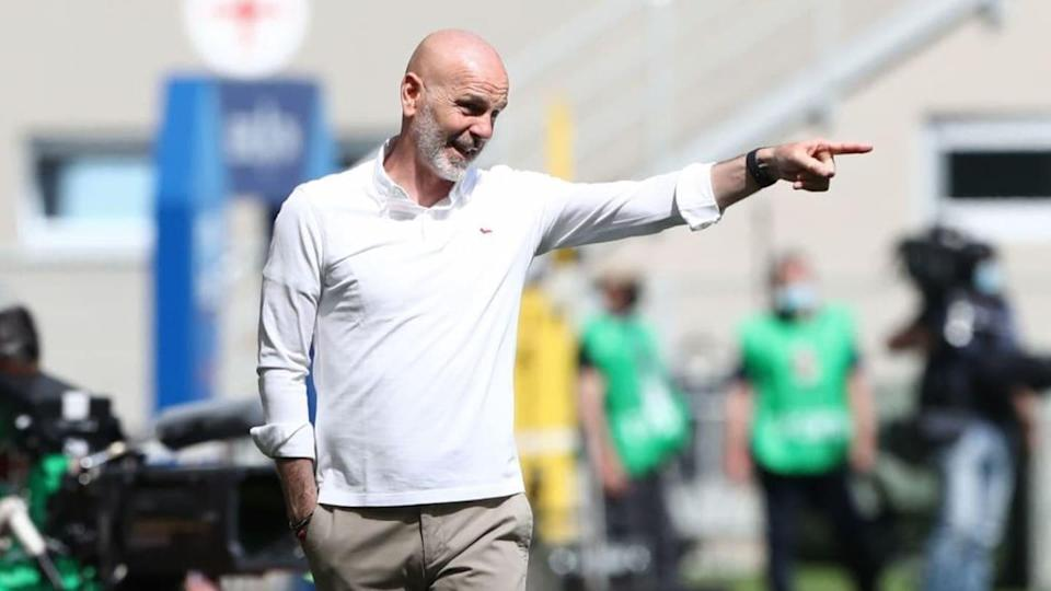 Stefano Pioli | Marco Luzzani/Getty Images