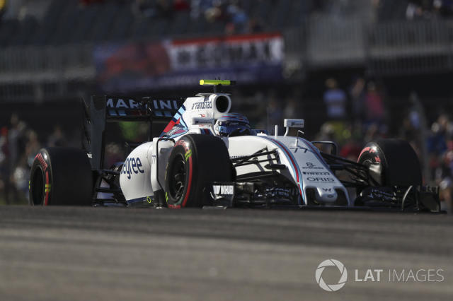 "2016: Williams-Mercedes FW38 <span class=""copyright"">Sutton Motorsport Images</span>"