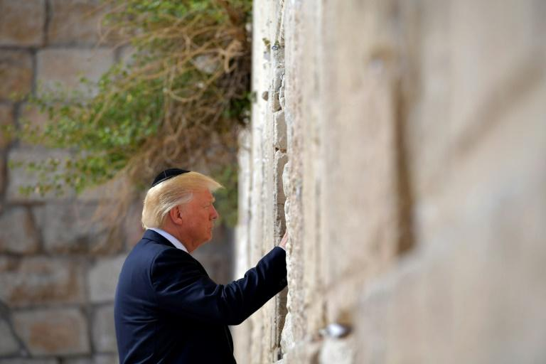 EU tells Netanyahu no support for Trump's Jerusalem move