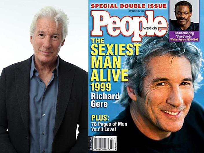 richard gere people sexiest man