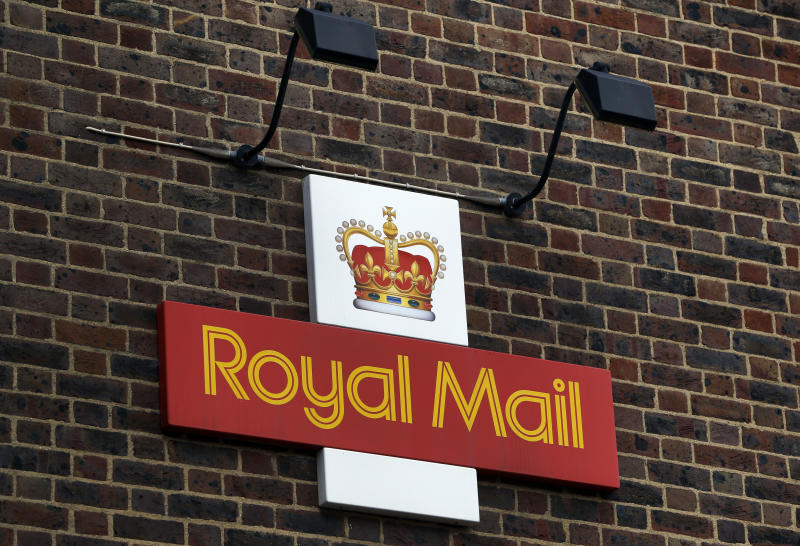 UK postal union votes to strike at Royal Mail