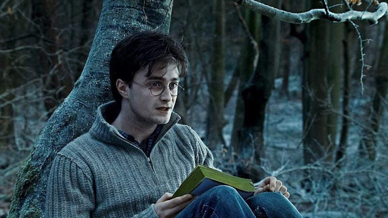 Harry Potter and the Deathly Hallows pt 1 2010 Daniel Radcliffe