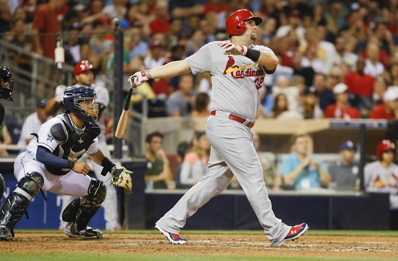 Gyorko, Ross lead Padres to 3-1 win vs Cardinals