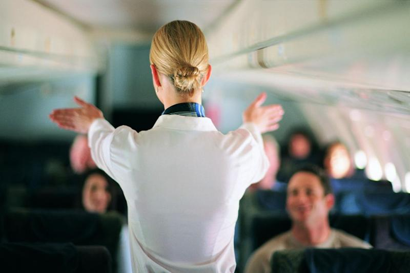 Passengers that don't follow the rules face the consequences. Photo: Getty
