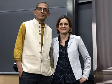 Nobel laureates Abhijit Banerjee, wife Esther Duflo say it is time to expand tax base; advocate introduction of wealth tax in India