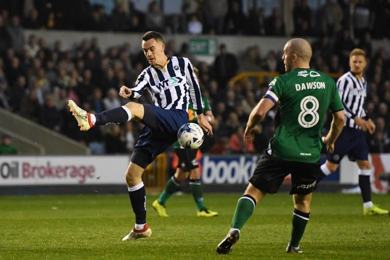 Millwall 0 Scunthorpe United 0: Lions held in cagey League One Play-Off semi-final first leg at The Den