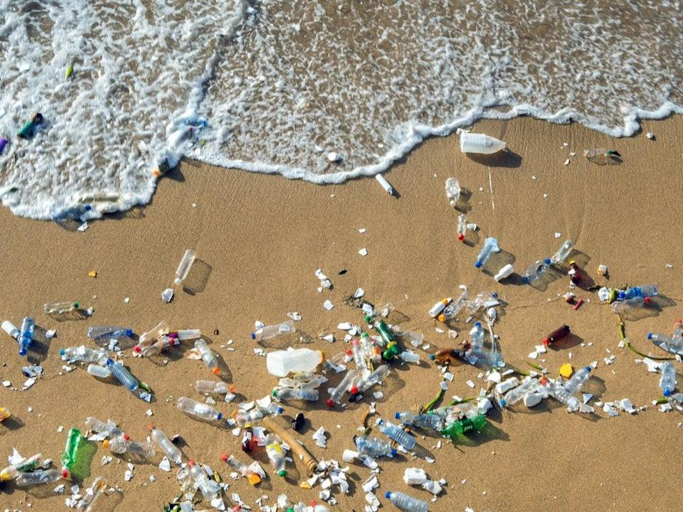 New Zealand is currently one of the world's biggest producers of landfill waste per capita and the new policy will remove more than 2 billion single-use plastic products from the country's waste cycle each year. (Getty Images/iStockphoto)