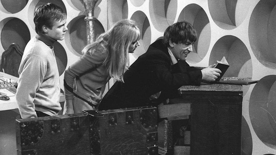 """<p>Patrick Troughton's debut as the Second Doctor is sadly lost. An animated reconstruction of all six episodes, in both black-and-white and colour, was also produced by the BBC in 2016 and is <a href=""""https://www.amazon.co.uk/Doctor-Who-Power-Daleks-DVD/dp/B01LOC83Y2/"""" rel=""""nofollow noopener"""" target=""""_blank"""" data-ylk=""""slk:available on DVD"""" class=""""link rapid-noclick-resp"""">available on DVD</a> and Blu-ray.<br></p><p>All known surviving clips were also released on the <em><a href=""""https://www.amazon.co.uk/Doctor-Who-Lost-Time-DVD/dp/B0002XOZW4/"""" rel=""""nofollow noopener"""" target=""""_blank"""" data-ylk=""""slk:Lost in Time"""" class=""""link rapid-noclick-resp"""">Lost in Time</a></em> set in 2004, while two further clips – discovered in 2005 – appear on the '<a href=""""https://www.amazon.co.uk/Doctor-Who-Genesis-Daleks-DVD/dp/B000EGCD5A"""" rel=""""nofollow noopener"""" target=""""_blank"""" data-ylk=""""slk:Genesis of the Daleks"""" class=""""link rapid-noclick-resp"""">Genesis of the Daleks</a>' DVD release. <br></p>"""